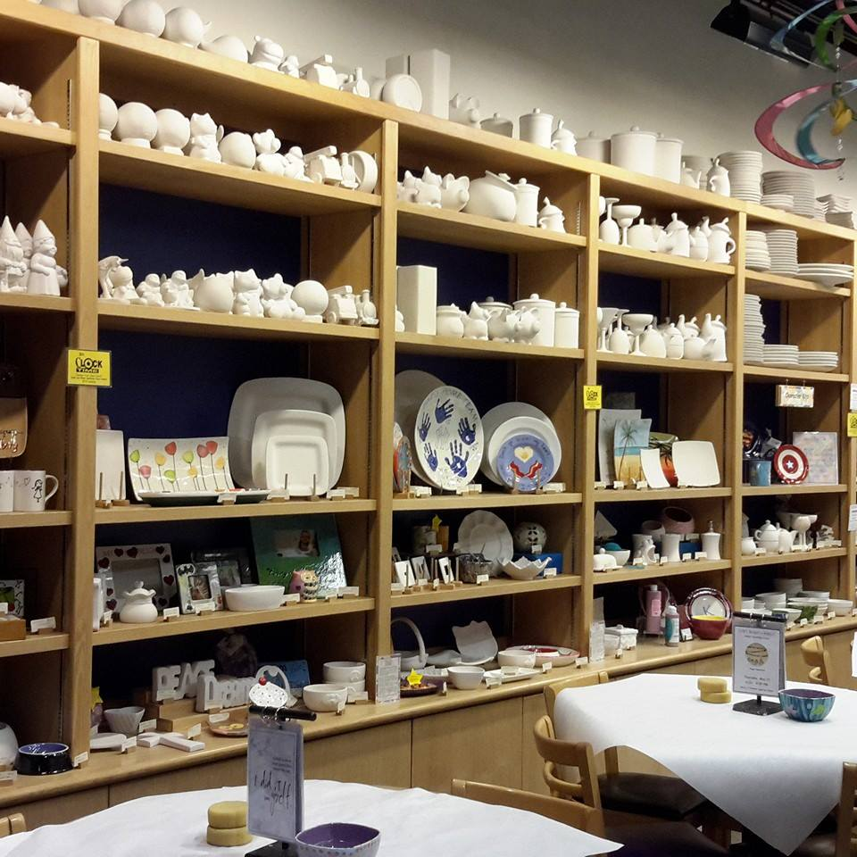 The Pottery Place | Family fun for Everyone!